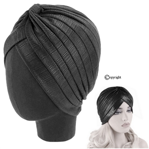 Turban - Modeturban - Billig hårpynt - Smart turban